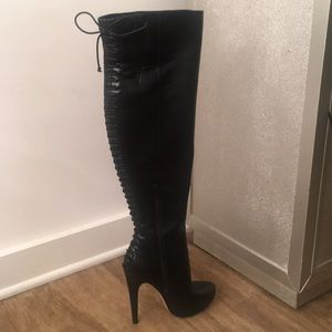 Aldo Shoes - Aldo over the knee boots